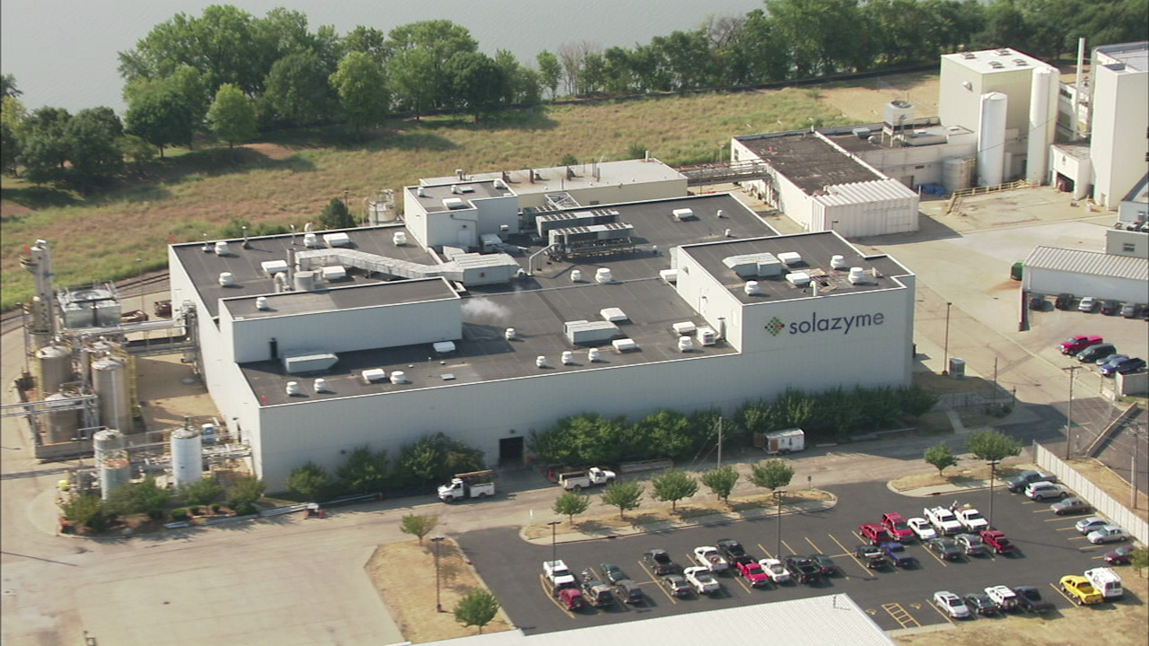At Solazyme's plant in Peoria, Ill., algae is converted into oil. In just a few days Solazyme can recreate a process that in the natural world takes about 300 million years.